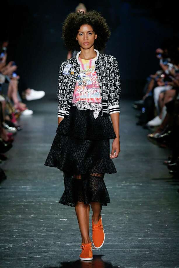 Vivienne Tam Shows Houston Themed Collection At NYFW Houston Chronicle