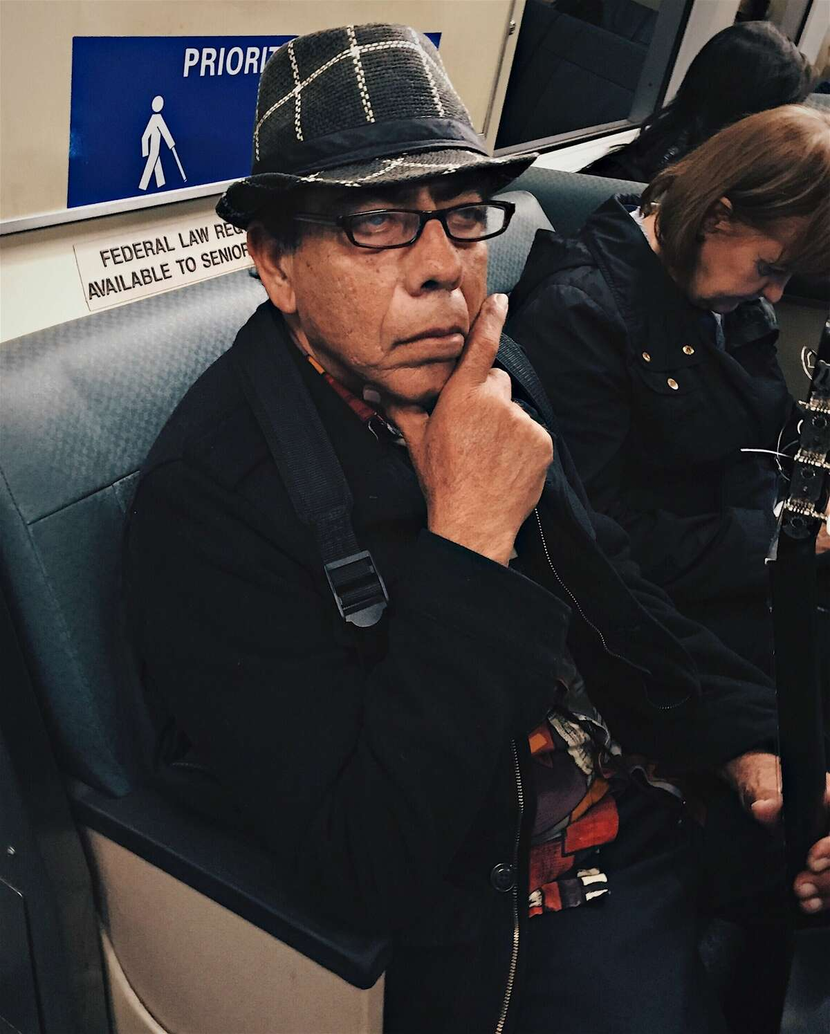 Jay Dea started his @commutelife Instagram page documenting his daily BART and Muni commute to and from his corporate job in San Francisco. It has since evolved to encompass street life in San Francisco as well.