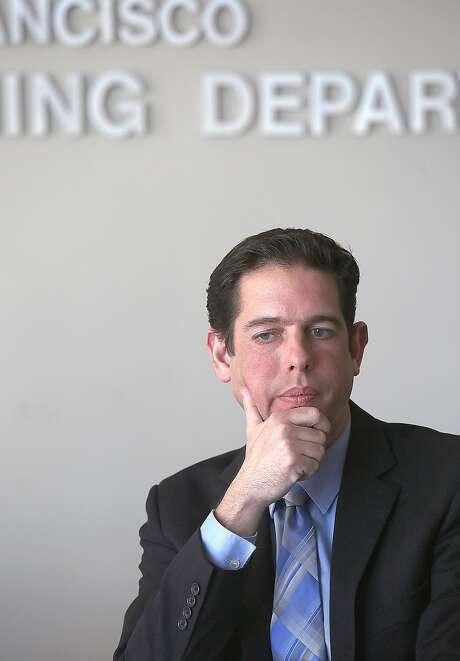 Kevin Guy runs the Office of Short-Term Rental. Photo: Liz Hafalia, The Chronicle