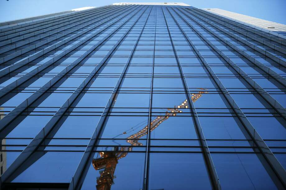 The Millennium Tower at 301 Mission St. has sunk 16 inches since it opened in 2009 and is tilting 2 inches to the northwest. Photo: Michael Noble Jr., The Chronicle