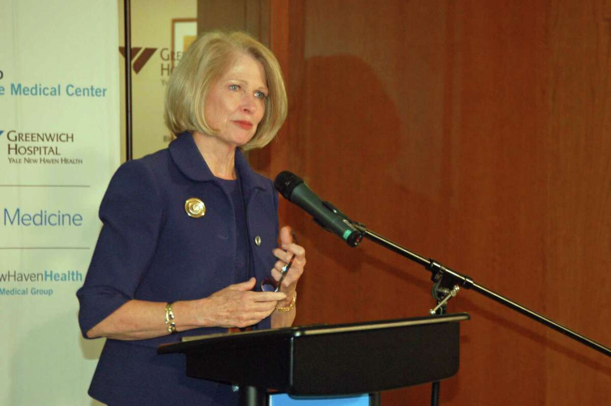 Marna Borgstrom Yale New Haven Health System CEO and president