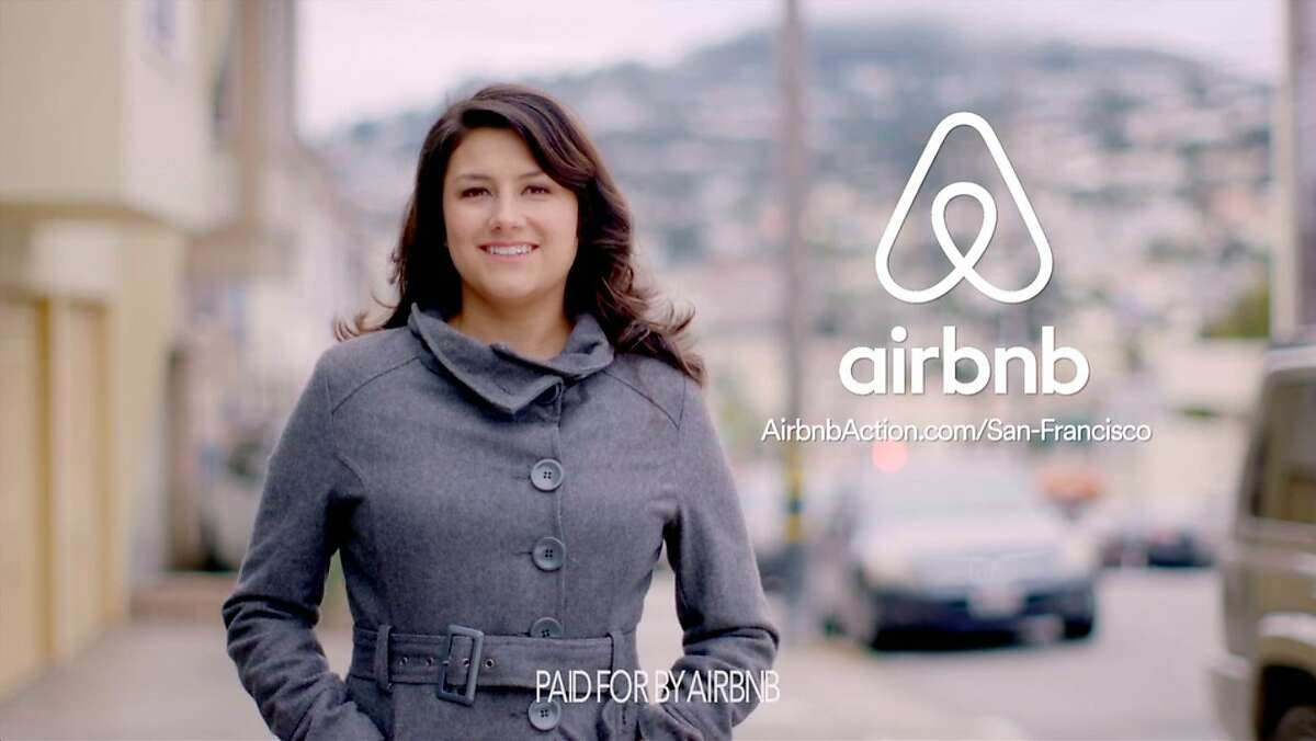 Airbnb is launching a TV and radio ad campaign in San Francisco to underscore its contention that its hosts are regularly people making ends meet.