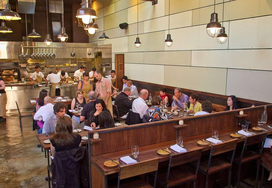 Superb Central Kitchen In S.F. Is Busier Than Ever After A Remodel And Menu Tweak.  Photo