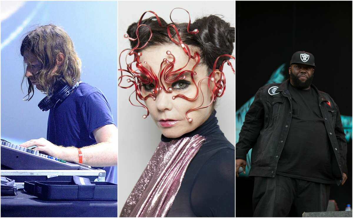 PHOTOS: The 2016 Day for Night lineup Houston's Day for Night festival, set for Dec. 17 and Dec. 18, will feature appearances by Icelandic musical icon Bjork, electronic artist Aphex Twin, EDM heavy hitter Kaskade, and rap-duo Run the Jewels. Click through to see who else is coming to Houston for the two-day festival....