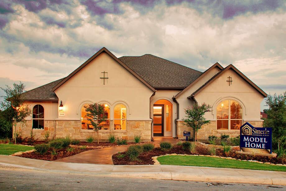 Sitterle Homes Fronterra at Westpointe model home, 2054 Buckner Pass, San Antonio Photo: Sitterle Homes