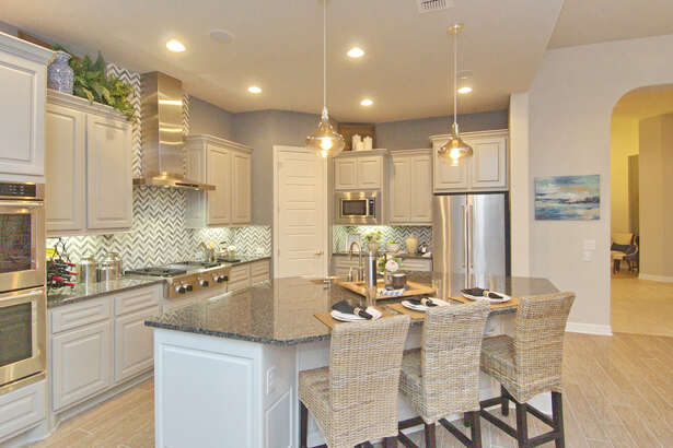 Sitterle Homes Fronterra at Westpointe model home, 2054 Buckner Pass, San Antonio