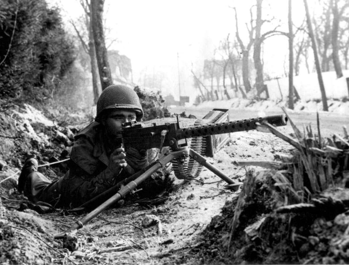 Jose M. Lopez - World War II Place and date: Near Krinkelt, Belgium, 17 December 1944 Actions: