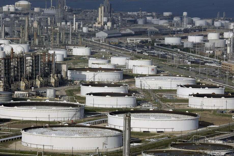 $31.3 billion acquisition Marathon Petroleum acquired San Antonio-based refiner Andeavor Corp. in October 2018. Photo: David J. Phillip, AP