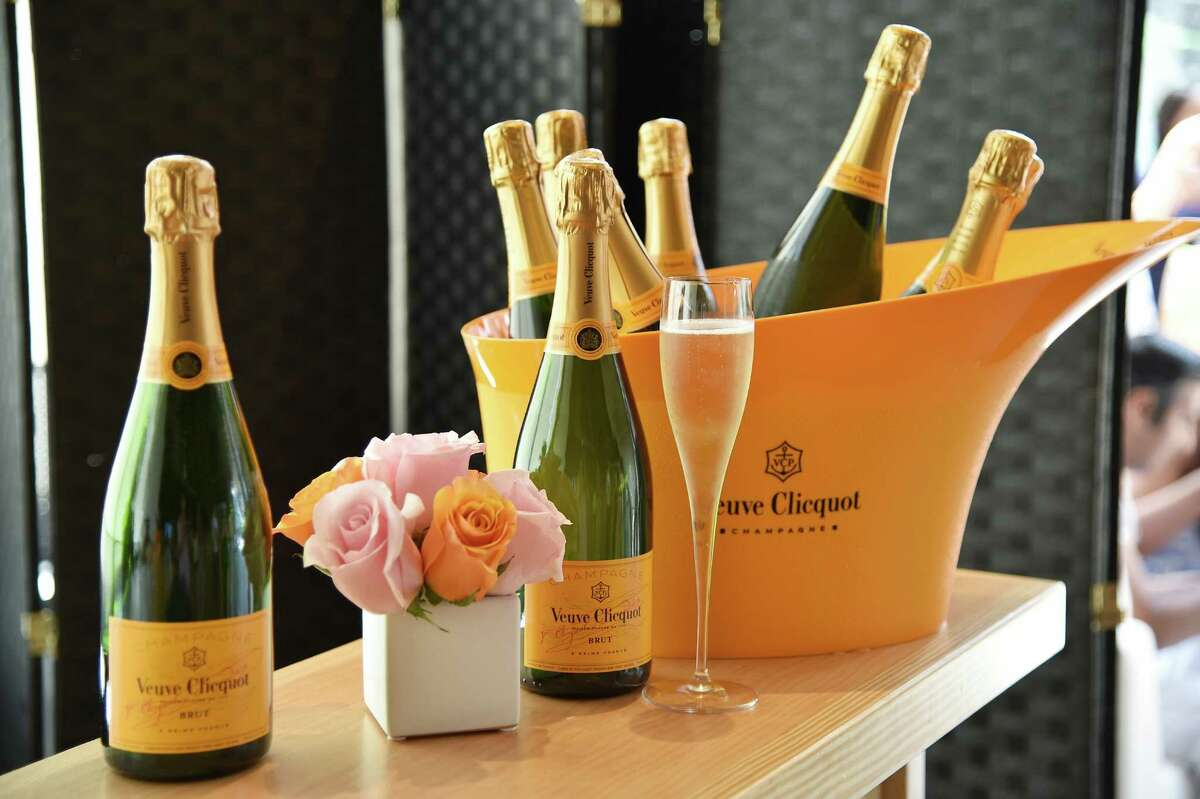 The Veuve Clicquot Journey will stop in Houston Sept. 16-18.