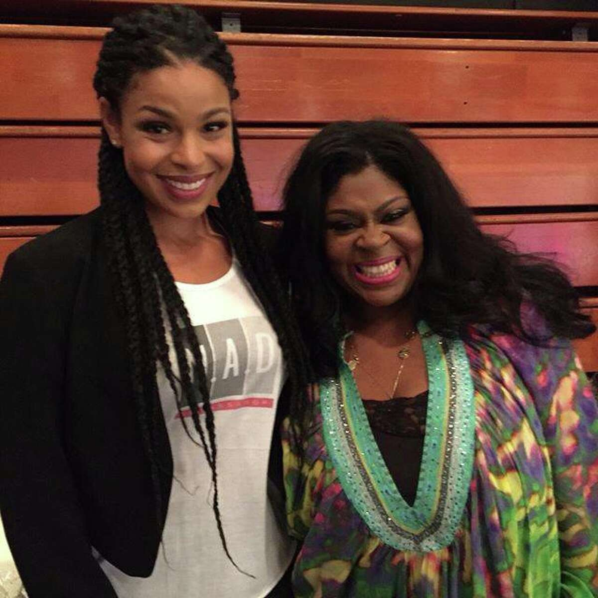 Houston native Kim Burrell has a new talk show filmed right here in the city. American Idol winner Jordin Sparks is one of her first guests.