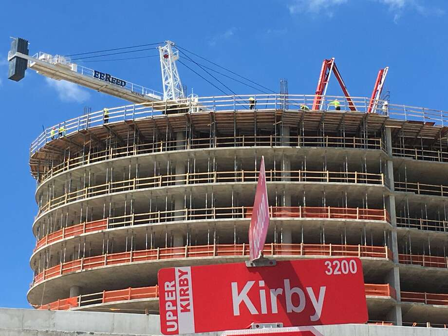 Thor Equities announced the first tenant in its Kirby Collection mixed-use development at 3200 Kirby. Photo: Katherine Feser, Houston Chronicle