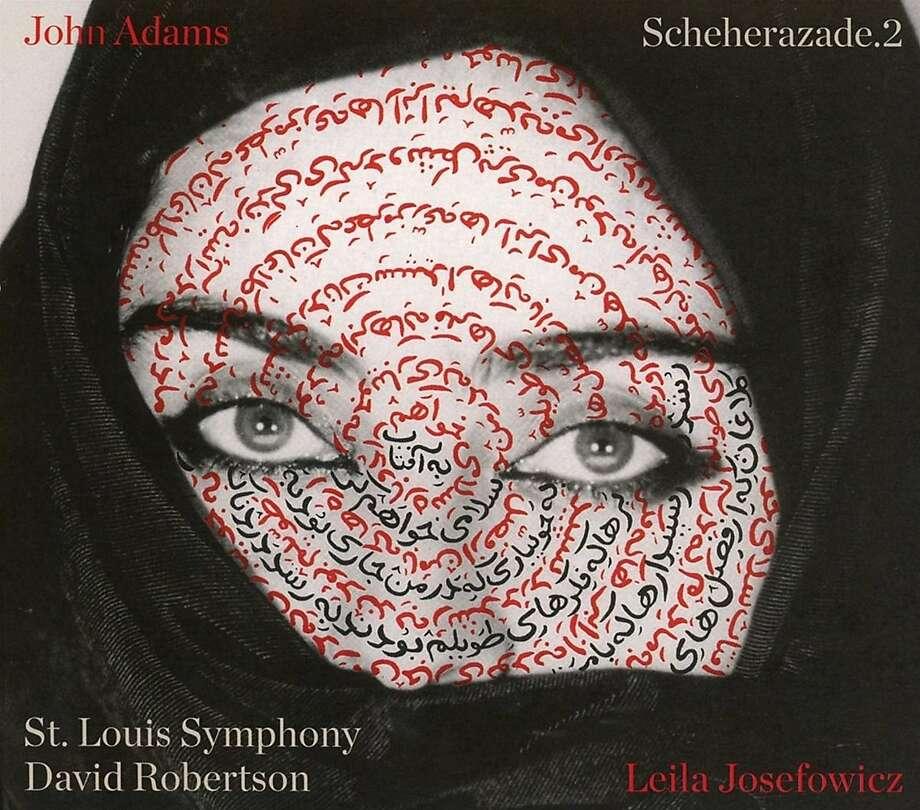 "John Adams, ""Scheherazade.2"" Photo: Nonesuch Records"