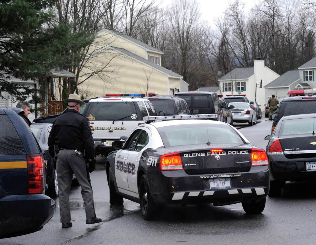 A Glens Falls police cruiser seen in 2010. Glens Falls police told the Post-Star July 6, 2021 that a 19-year-old has been charged with assaulting a baby, causing life threatening injuries.