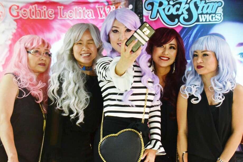 Wigs Lash Bash Photo: Rockstar Wigs