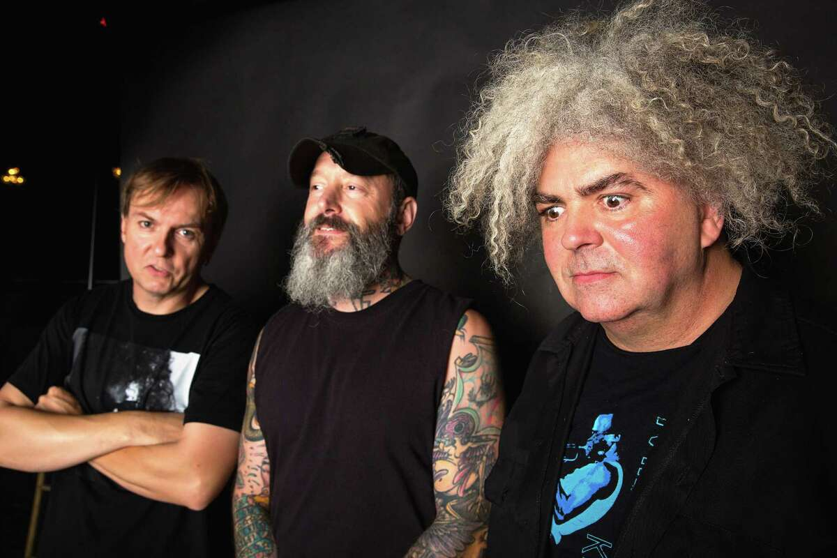 Cherished by the late Kurt Cobain and acknowledged as pioneers of the Seattle grunge and indie rock scene, the Melvins return to rock the St. Mary's Strip. Throughout the decades and personnel changes, the band remained down-to-earth, defiant and maintained it sense of humor whether enjoying some major label success or doing it themselves, indie-style. Its latest release is this year's double record set,