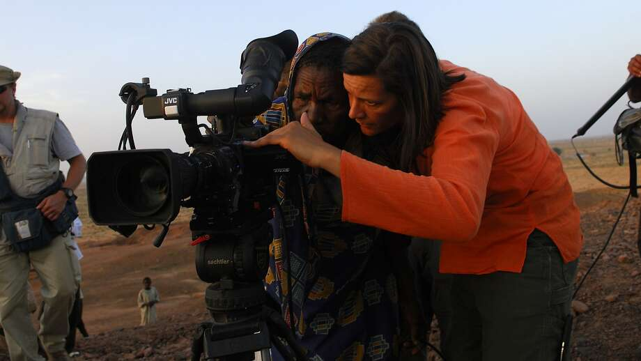 "Documentary cinematographer Kirsten Johnson, from her new film ""Cameraperson""Credit:Lynsey Addario / Janus Films Photo: Lynsey Addario / Janus Films"