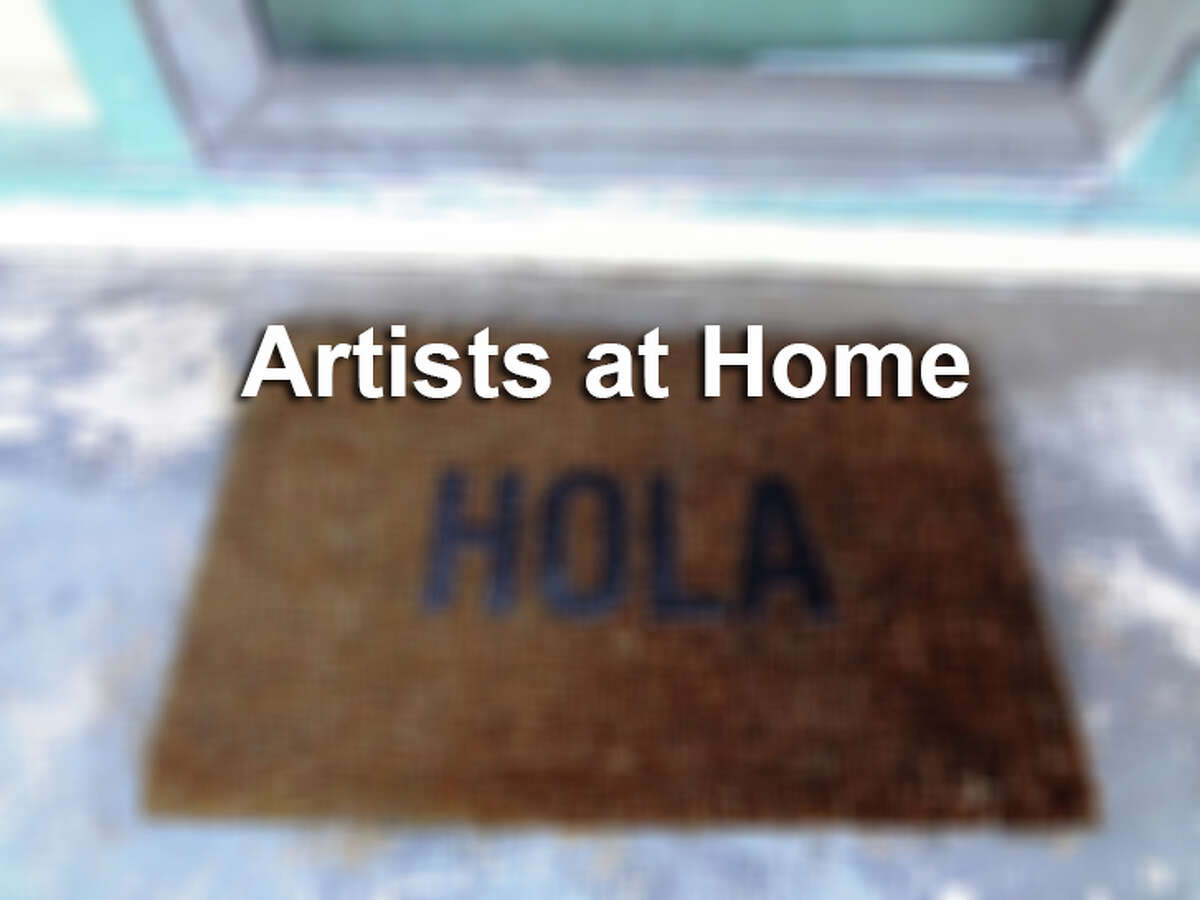 Some of San Antonio's most creative residents have turned their homes into showplaces for art -- their own and others -- and design. Here's a look: