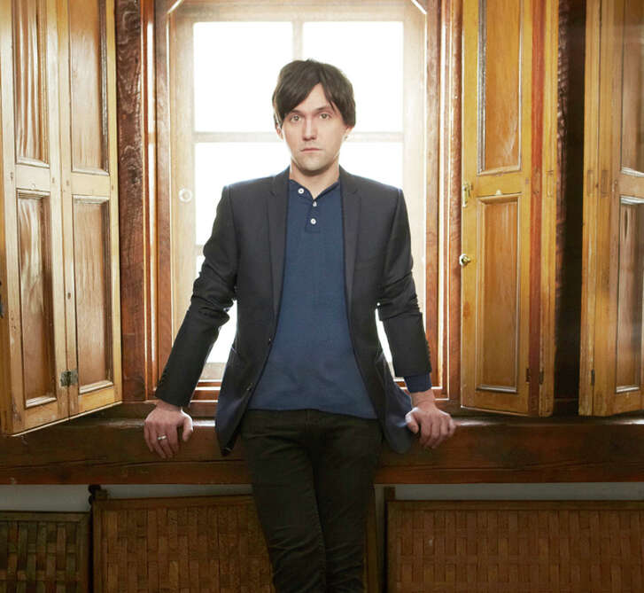 Singer-songwriter Conor Oberst
