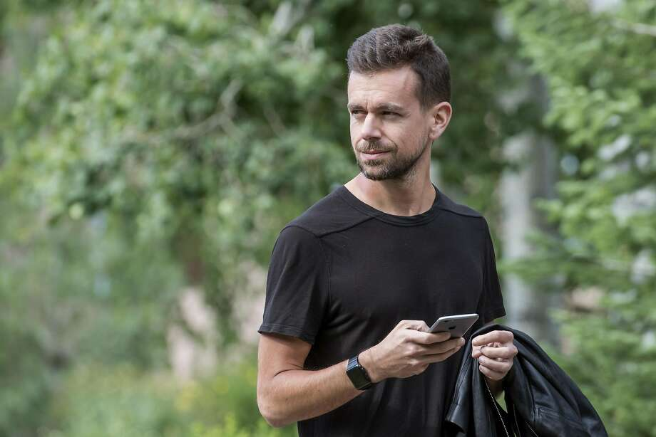 CEO Jack Dorsey has said a barrage of changes to Twitter has not visibly lifted advertisers' spending. Photo: David Paul Morris, Bloomberg