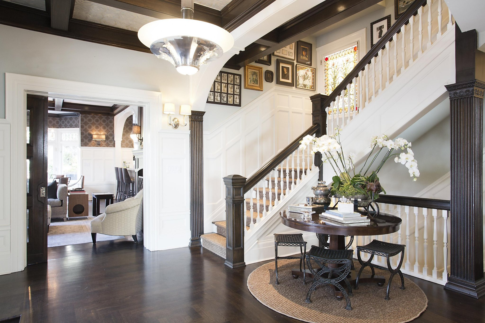 Sf Victorian Opens Up For Modern Family San Francisco Chronicle