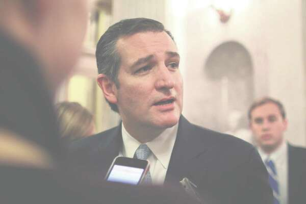 Sen. Ted Cruz has tied the internet domain issue to a government-funding bill.