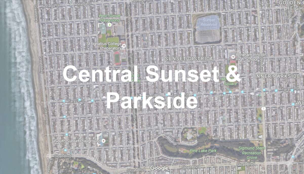 9) Central Sunset and Parkside: Seven single family homes sold for under $1 million in the first half of 2016.