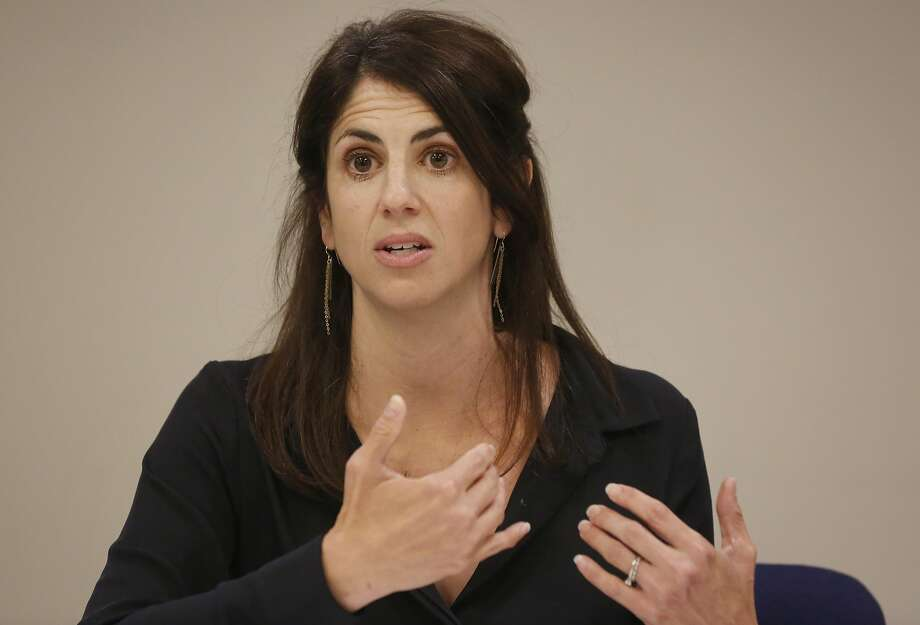 Hillary Ronen: District Nine supervisor candidate. Photo: Leah Millis, The Chronicle