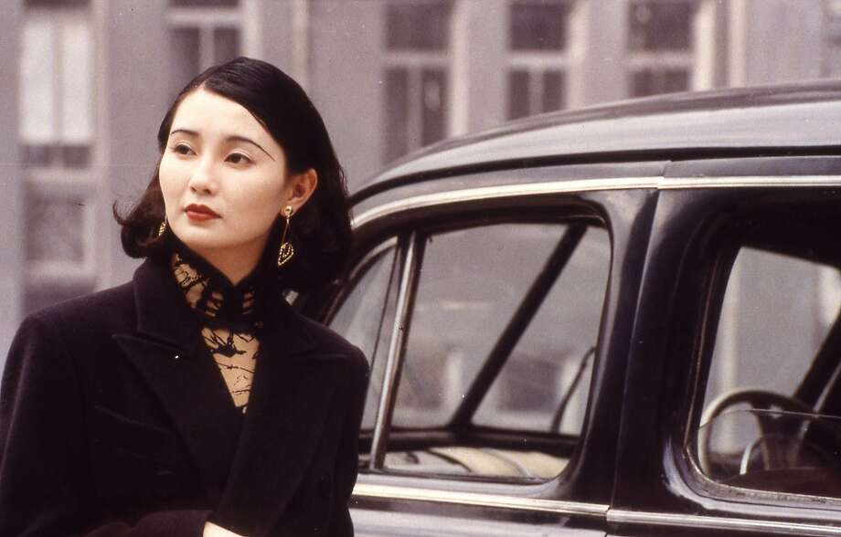 Maggie Cheung as Ruan Lingyu in Stanley Kwan�s �Center Stage� (1991). Photo: San Francisco Film Society