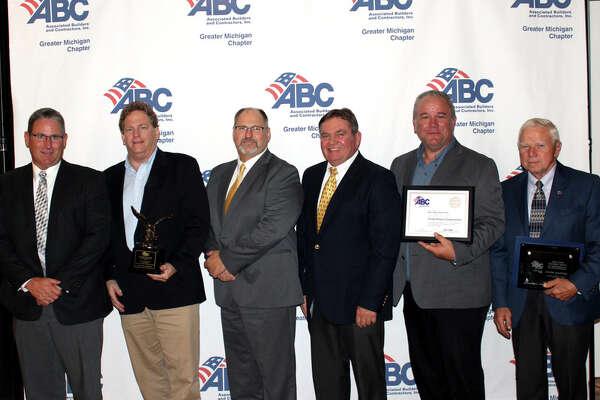From left, Craig Howson, Ted High, Jay Pelton, Dan Kozakiewicz, Paul Crivac, and John Bartos. .