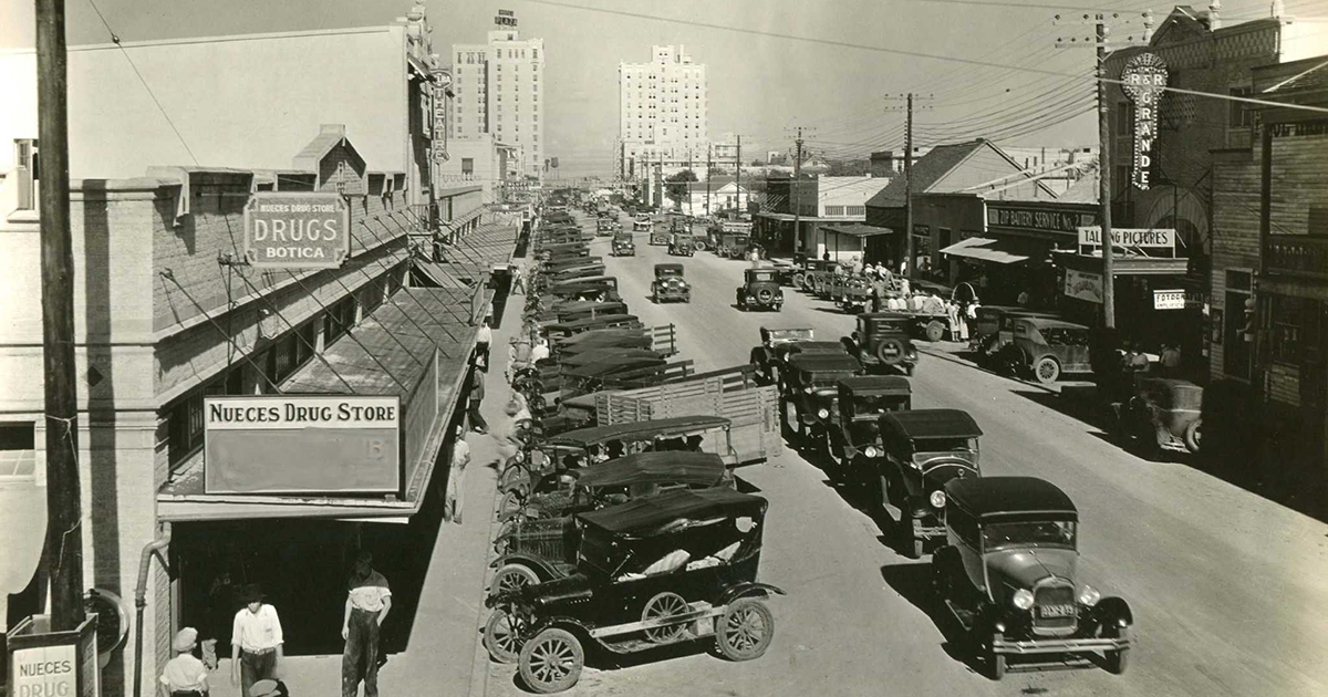 Port Corpus Christi Officially Opened 90 Years Ago Today