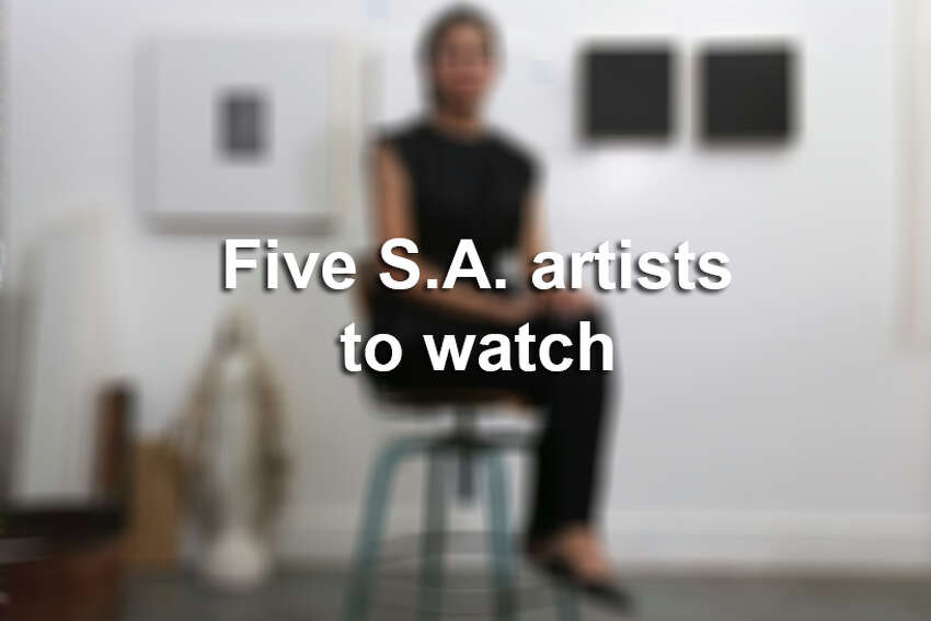 Keep clicking to see other thriving artists in San Antonio.