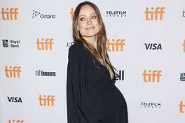 "TORONTO, ON - SEPTEMBER 09:  Olivia Wilde arrives at the 2016 Toronto International Film Festival - ""Colossal"" premiere held at Ryerson Theatre on September 9, 2016 in Toronto, Canada.  (Photo by Michael Tran/Getty Images)"