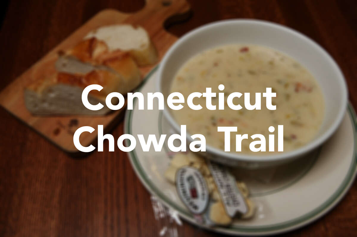 You know about the Connecticut beer trail, pizza trail and cocktail trail, but did you know there's a new one? The Chowda Trail has been officially established, and includes stops all over New England and even one in Seattle. But, no one beats Connecticut in the number of chowda stops. Click through to see which Connecticut restaurants made the trail and click her for the entire list.