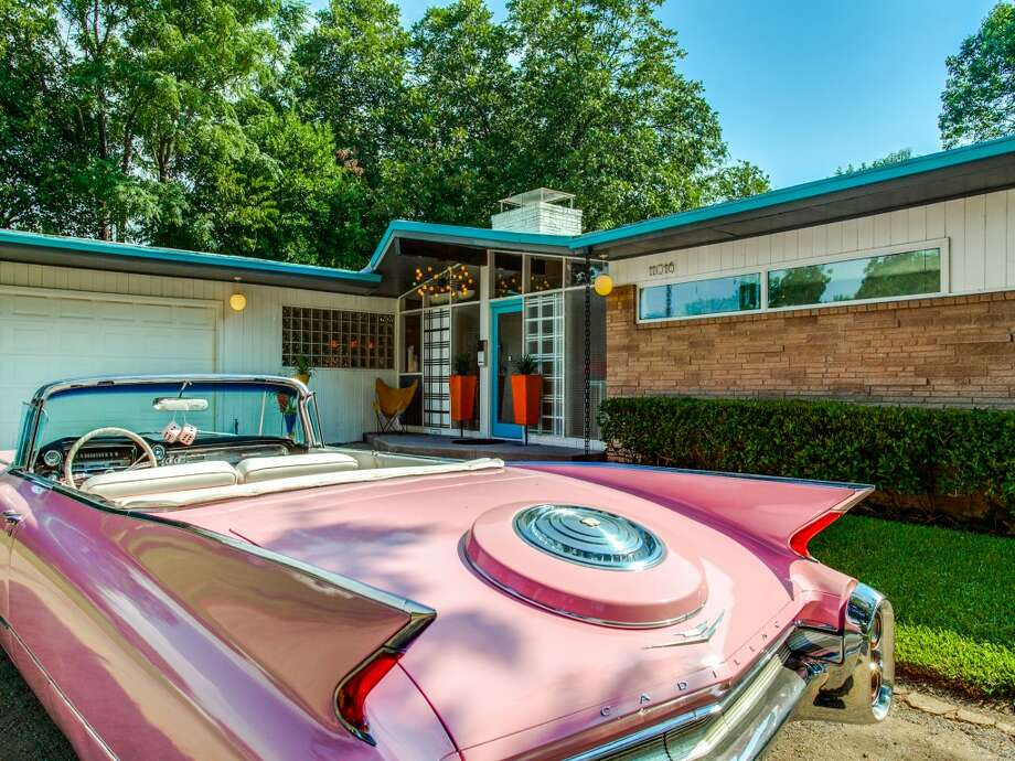 The Dallas home at 11016 Pinocchio Drive is also known as the Smith House. Photo: Shoot2Sell