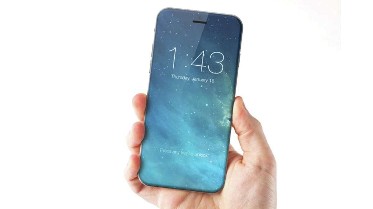 The new Apple iPhone 7 (Apple)