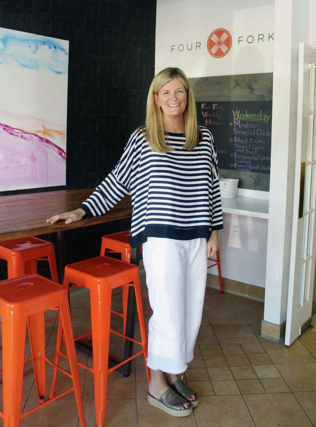 Megan Ruppenstein at Four Forksin Darien.