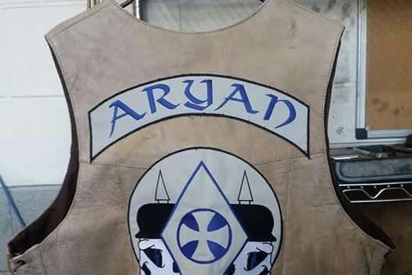 Several people have used Facebook accounts to display photos of themselves and others flashing hand signs, tattoos and other symbols that often used by the Aryan Circle gang. The photos have been placed as profile pictures as well as in timelines shared with friends and the public. Police have said that membership in such a gang is not illegal, but members of the gang have been prosecuted for a number of crimes over the years. Faces have been obscured to protect identities.
