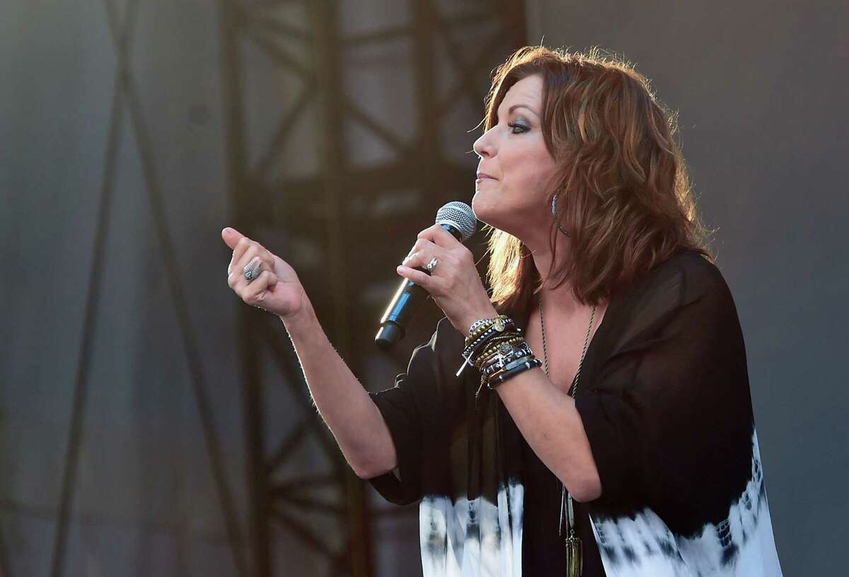 Martina McBride has a Feb.9 date with the rodeo