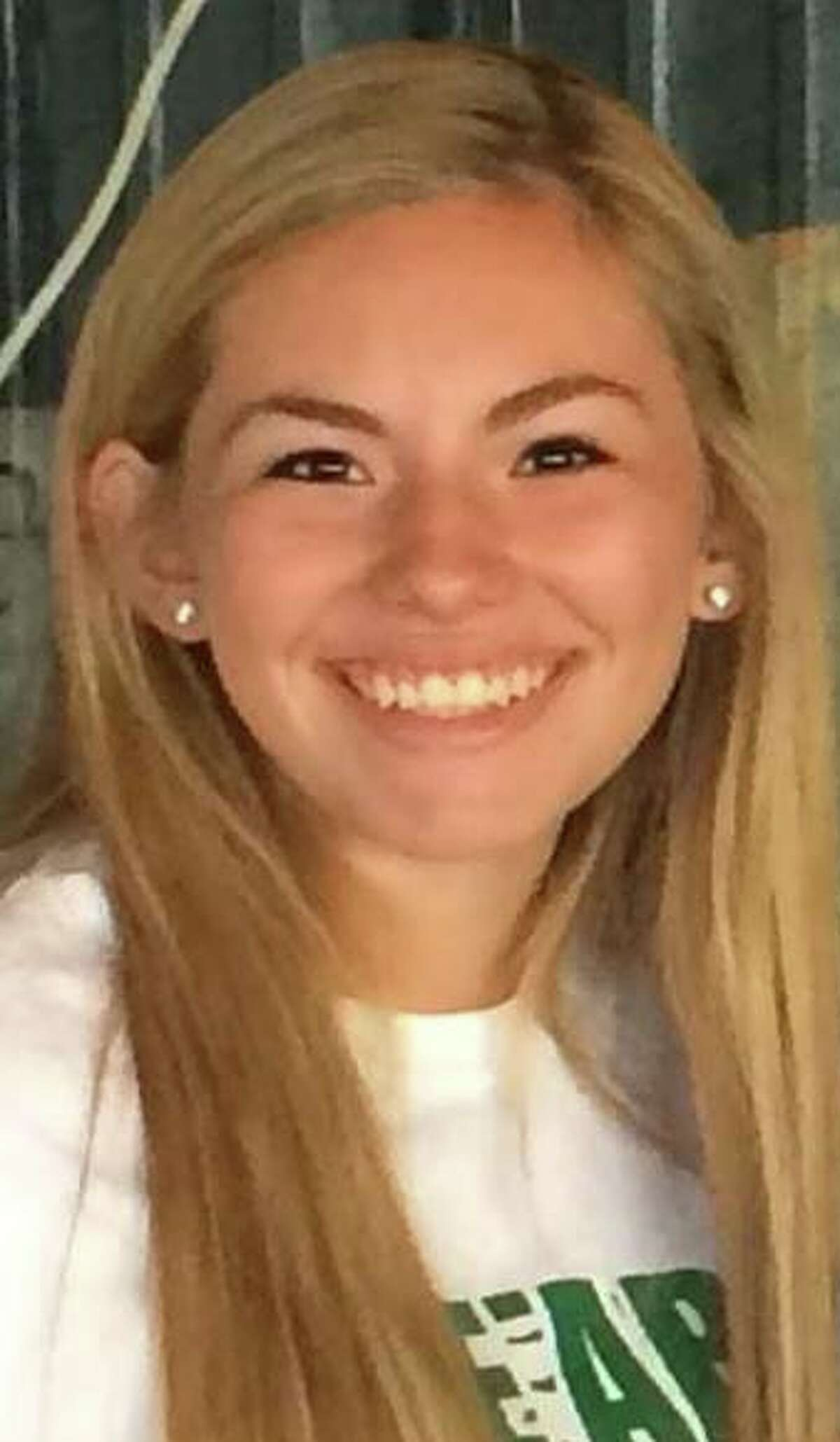 Incarnate Word High School golfer Lauren Palmer poses in 2016.