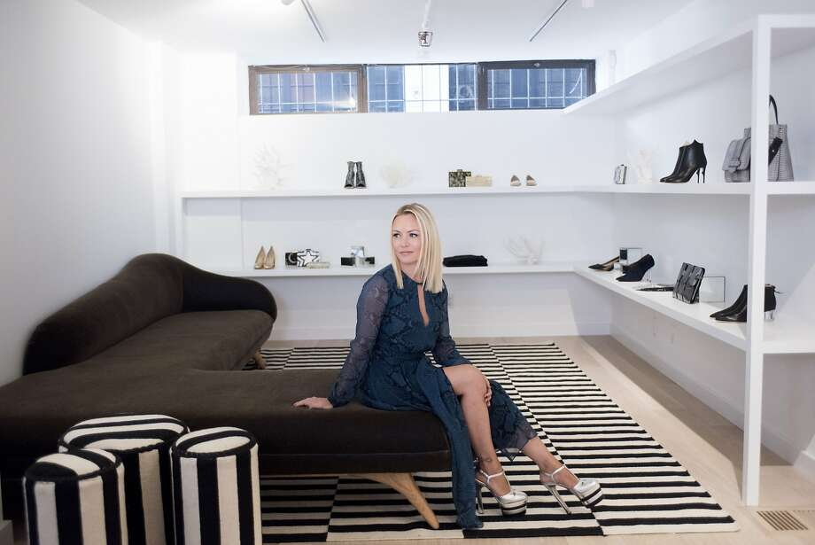 Pia is a new womenswear store in Jackson Square.  Credit: Angie Silvy Photo: Angie Silvy