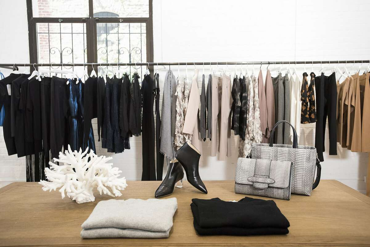 Pia is a new womenswear store in Jackson Square. Credit: Angie Silvy