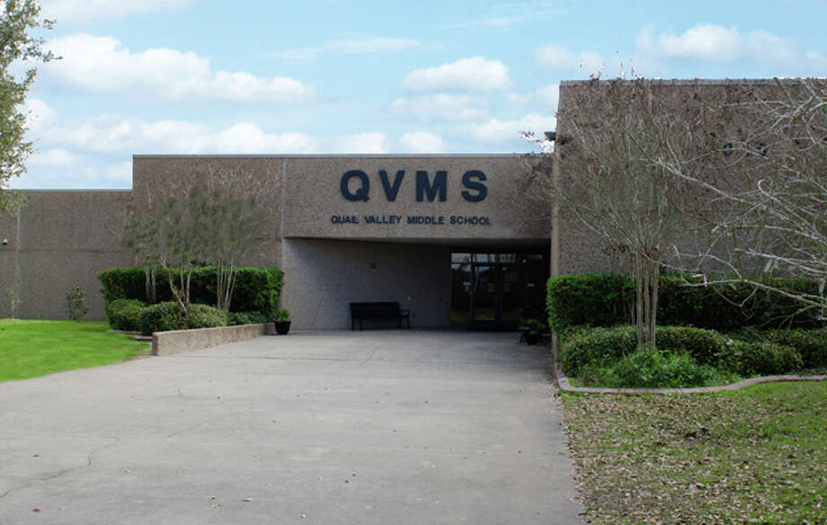 Quail Valley Middle School in the Fort Bend Independent School District. Photo: Fort Bend ISD