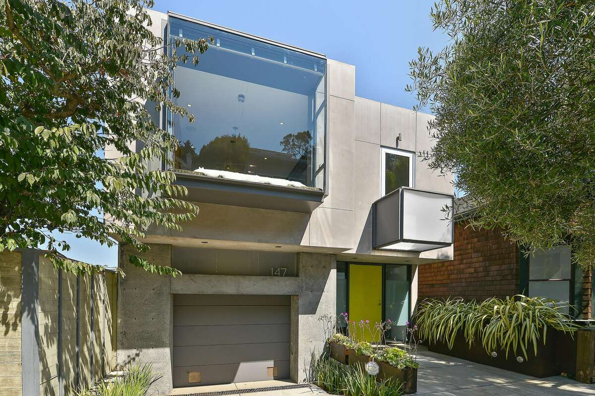 147 Laidley St. in Glen Park is an award-winning four-bedroom, three-bathroom available for $3.695 million.
