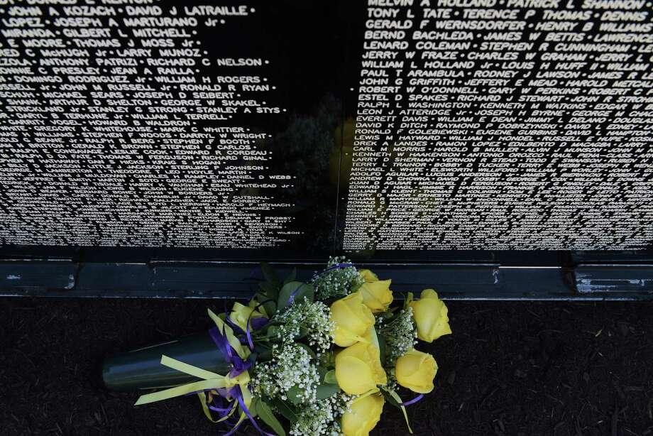 Vietnam Traveling Memorial Wall In Albany This Week