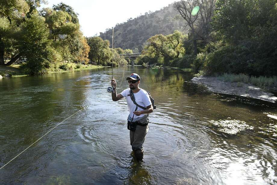 fly fishing at putah creek in yolo county san francisco ForPutah Creek Fly Fishing