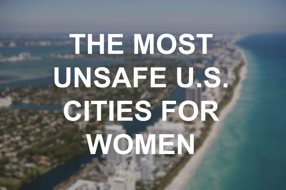 Keep clicking to see the cities ValuePenguin said were the most unsafe for women in the country. Photo: Getty Images