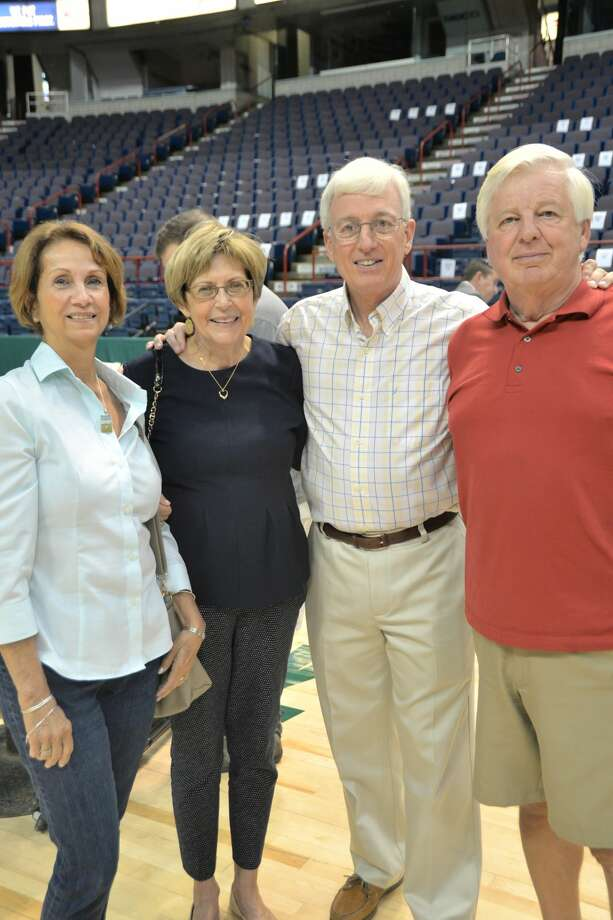 Were you SEEN at the Siena Basketball Key Bank Sneak Preview at the Times Union Center in Albany on Thursday, Sept. 15, 2016? Photo: Siena Athletics