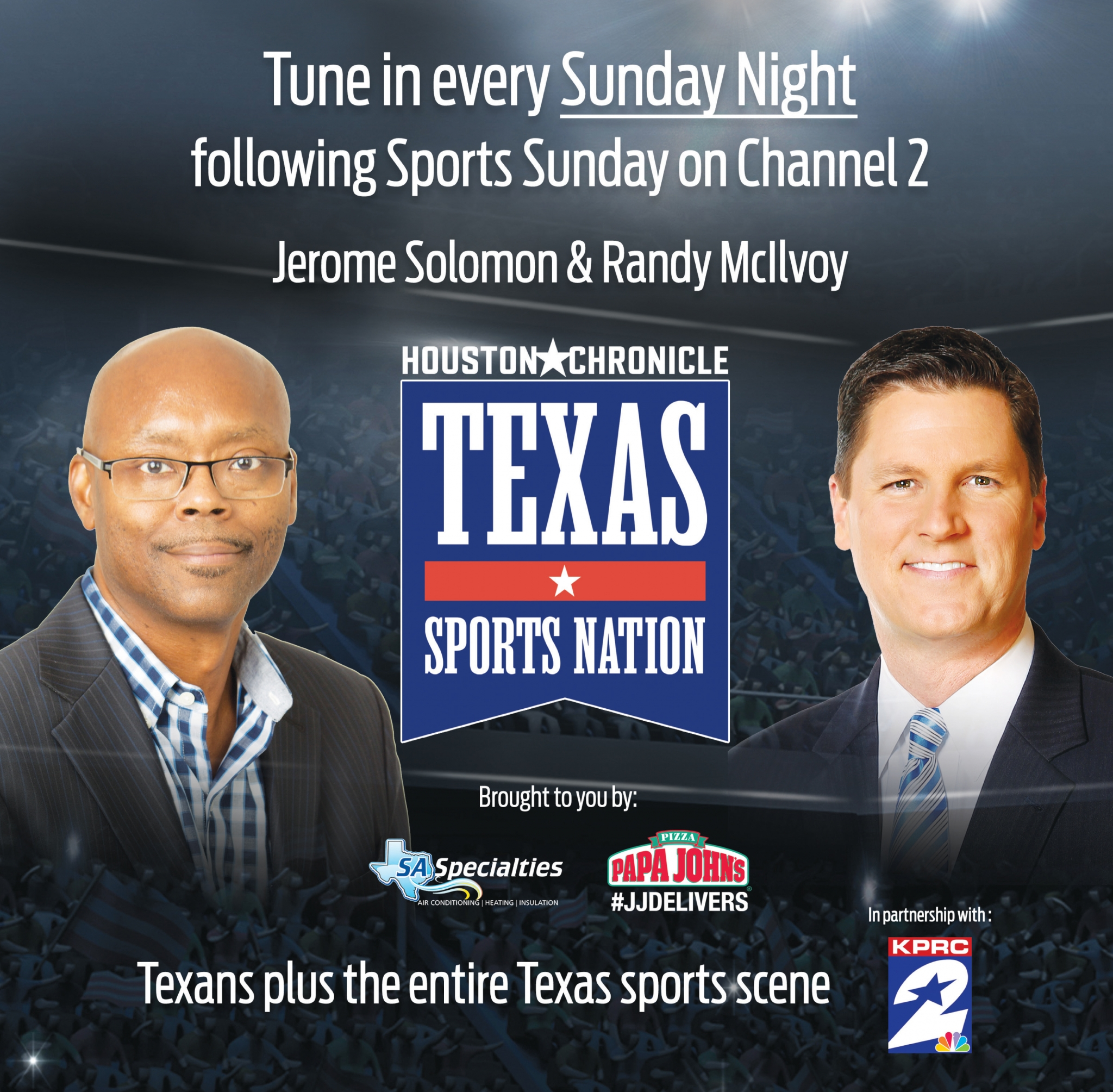 Welcome to Texas Sports Nation