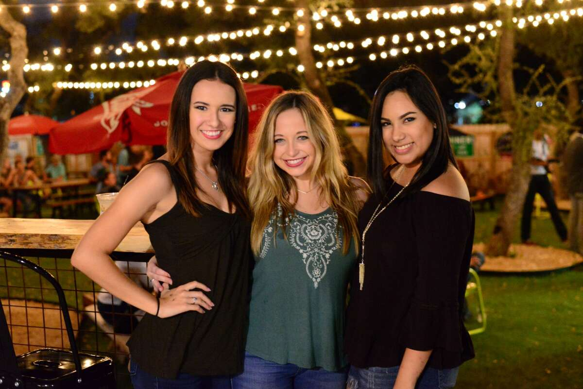 San Antonio's college crowd hit the Well for some drinking and dancing on Thursday, Sept. 15, 2016.