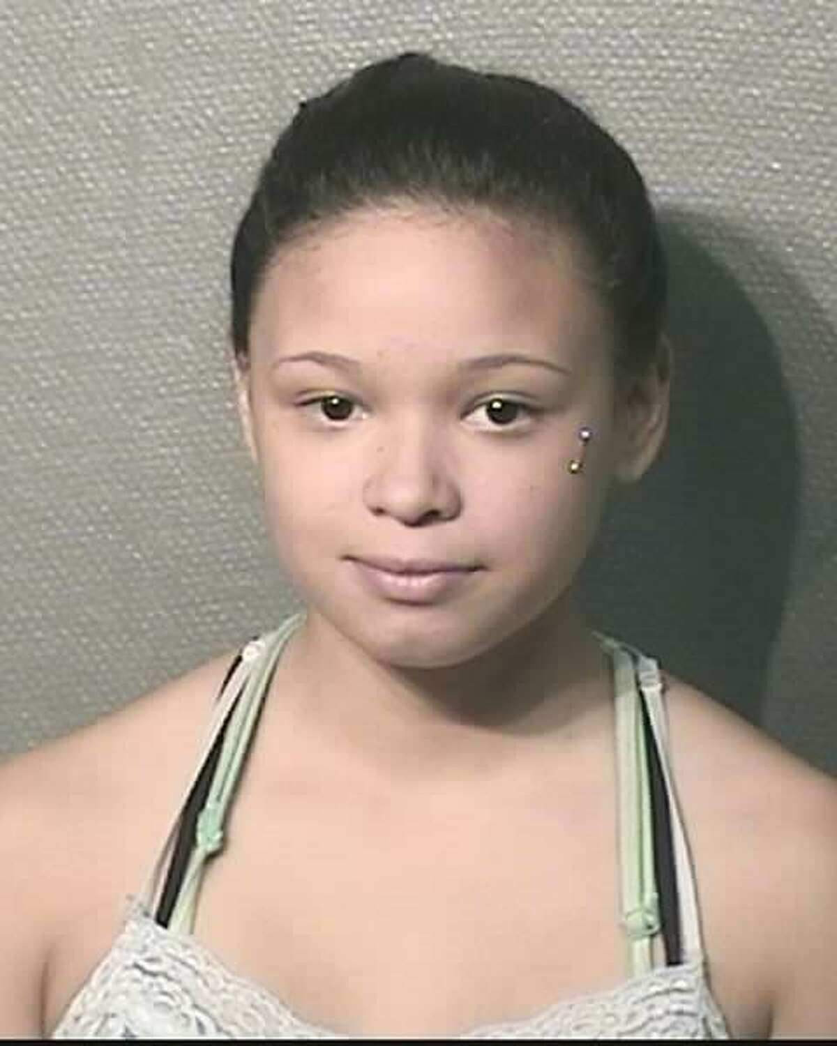 Yula Rodriguez of Magnolia is wanted by the Houston Police Department on a charge of aggravated robbery with a deadly weapon. Her warrant is active as of Sept. 14, 2016.
